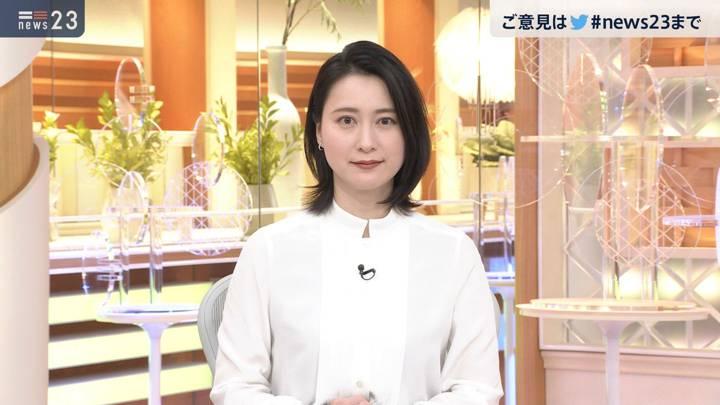 2020年11月19日小川彩佳の画像10枚目