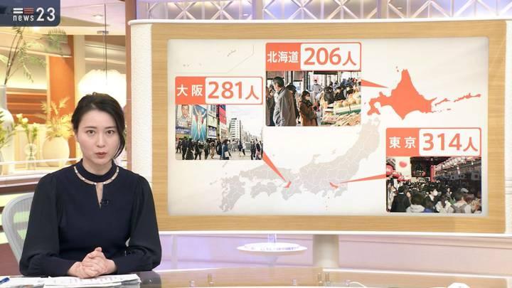 2020年11月23日小川彩佳の画像05枚目