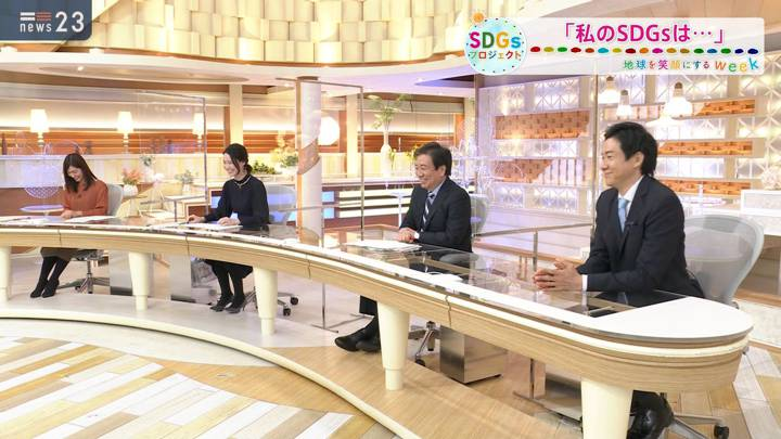 2020年11月23日小川彩佳の画像17枚目