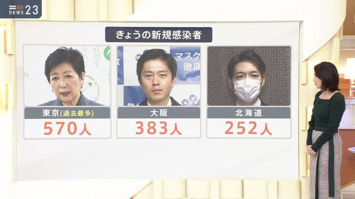 2020年11月27日小川彩佳の画像05枚目