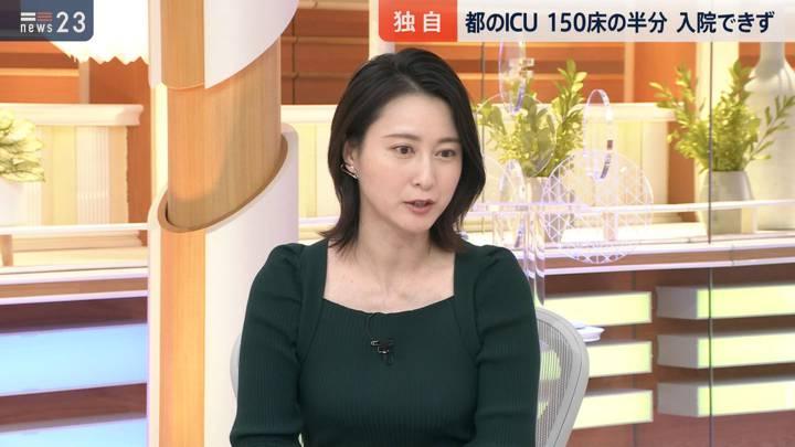 2020年11月27日小川彩佳の画像07枚目