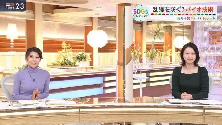 2020年11月27日小川彩佳の画像09枚目
