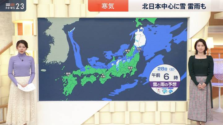 2020年11月27日小川彩佳の画像16枚目