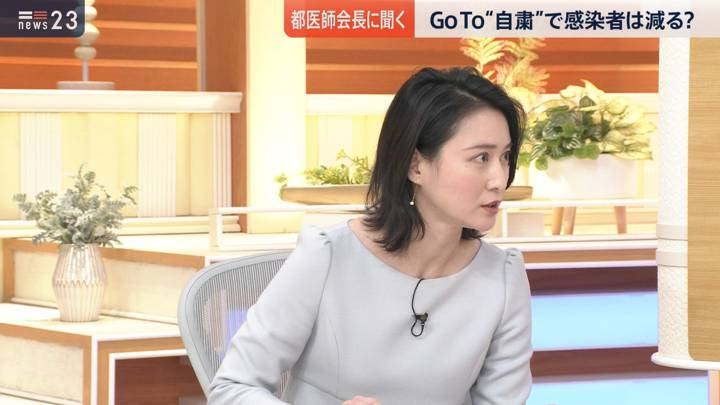 2020年12月03日小川彩佳の画像04枚目