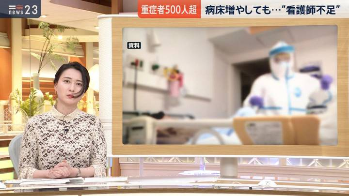2020年12月04日小川彩佳の画像02枚目