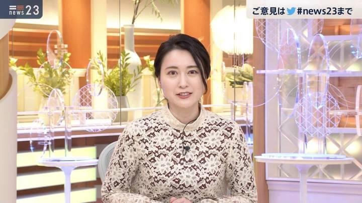 2020年12月04日小川彩佳の画像11枚目