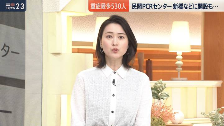 2020年12月07日小川彩佳の画像03枚目