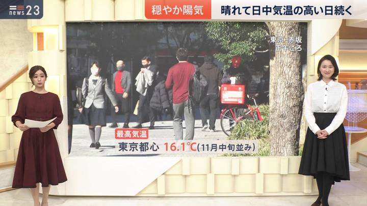 2020年12月07日小川彩佳の画像11枚目
