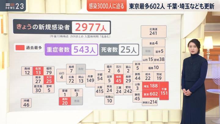 2020年12月10日小川彩佳の画像02枚目