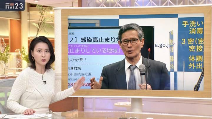 2020年12月11日小川彩佳の画像03枚目