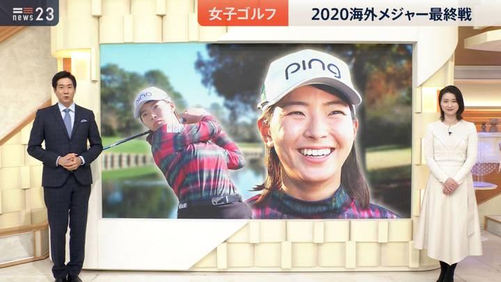 2020年12月11日小川彩佳の画像09枚目