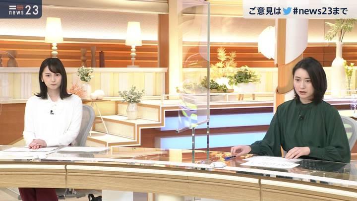 2020年12月14日小川彩佳の画像07枚目