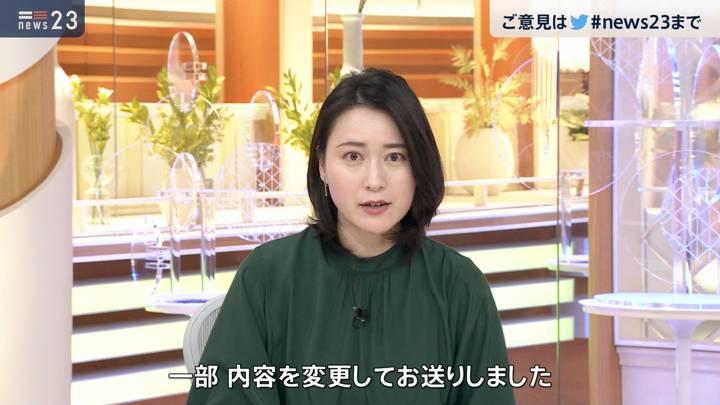2020年12月14日小川彩佳の画像09枚目