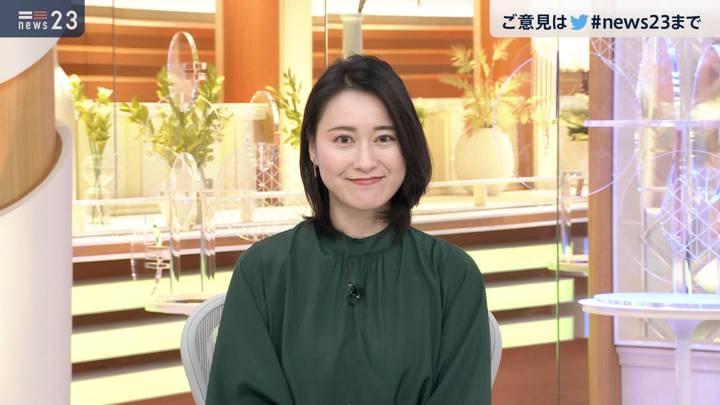2020年12月14日小川彩佳の画像10枚目