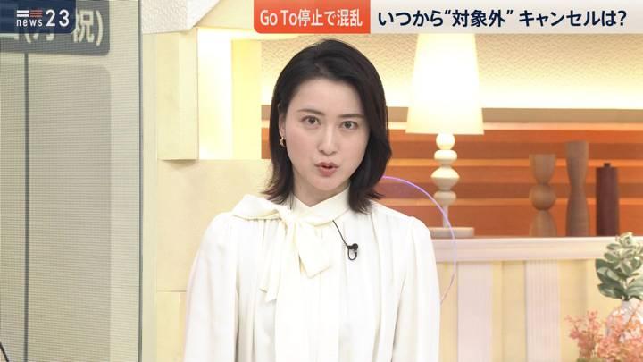 2020年12月15日小川彩佳の画像04枚目