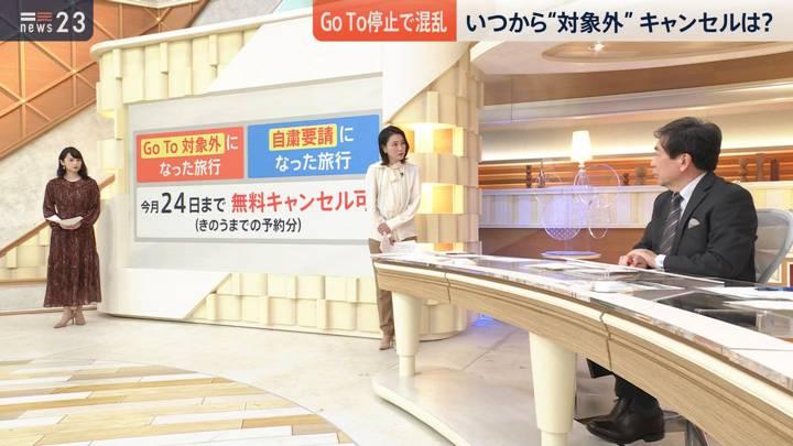 2020年12月15日小川彩佳の画像07枚目