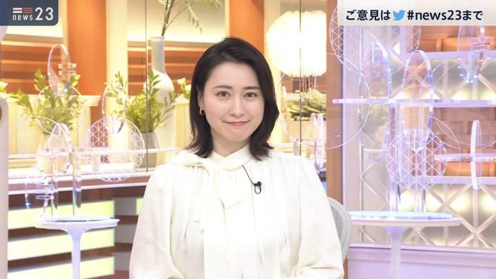 2020年12月15日小川彩佳の画像13枚目
