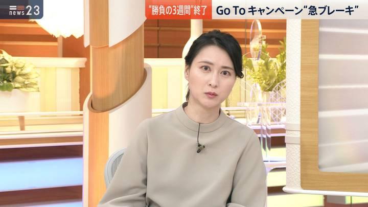 2020年12月16日小川彩佳の画像03枚目