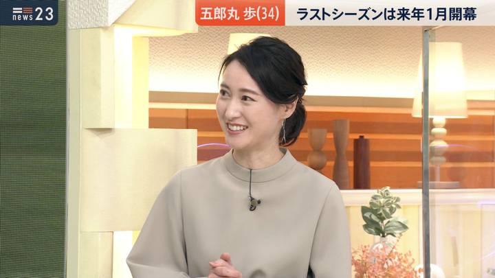 2020年12月16日小川彩佳の画像09枚目