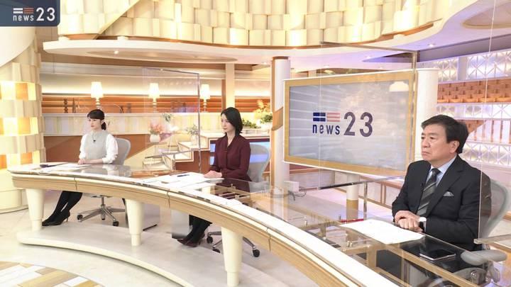 2020年12月17日小川彩佳の画像01枚目