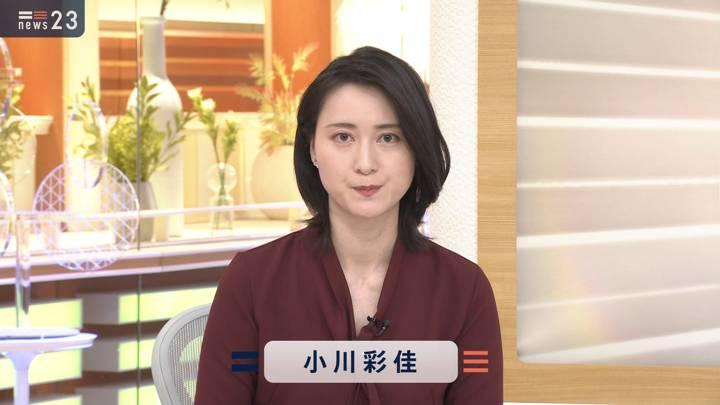2020年12月17日小川彩佳の画像03枚目