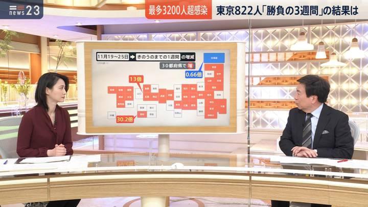 2020年12月17日小川彩佳の画像04枚目