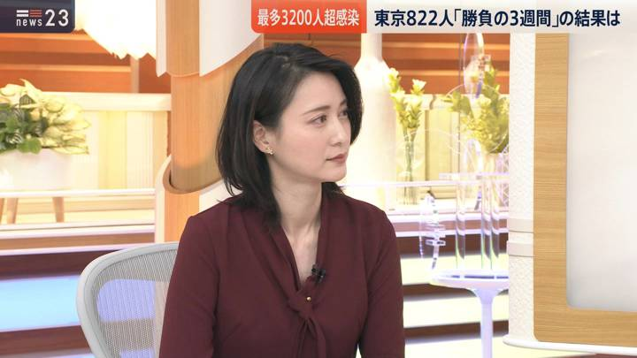 2020年12月17日小川彩佳の画像05枚目