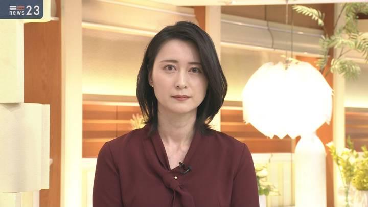 2020年12月17日小川彩佳の画像10枚目