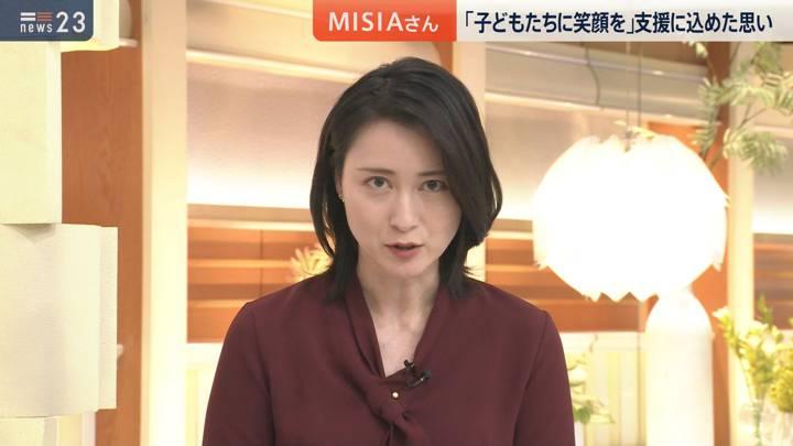 2020年12月17日小川彩佳の画像11枚目