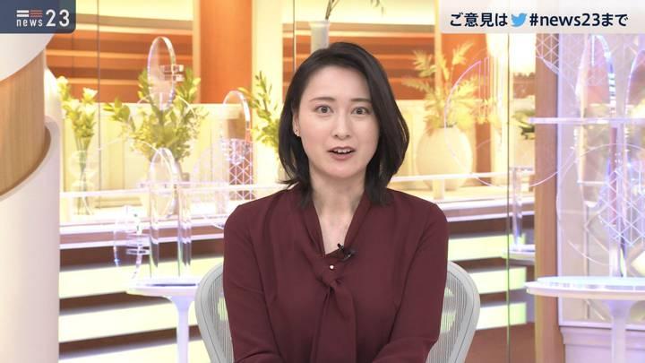 2020年12月17日小川彩佳の画像14枚目