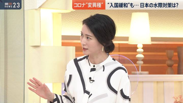 2020年12月22日小川彩佳の画像05枚目