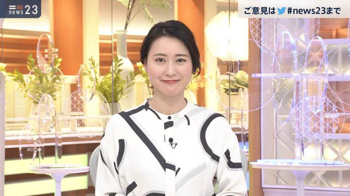 2020年12月22日小川彩佳の画像15枚目