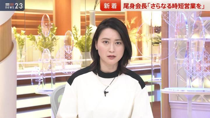 2020年12月23日小川彩佳の画像04枚目
