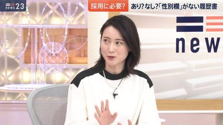 2020年12月23日小川彩佳の画像05枚目