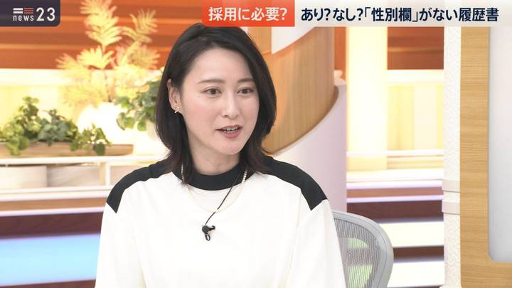 2020年12月23日小川彩佳の画像06枚目