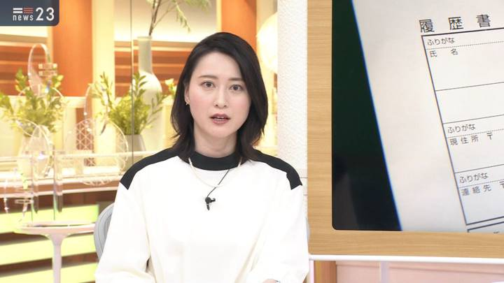 2020年12月23日小川彩佳の画像07枚目