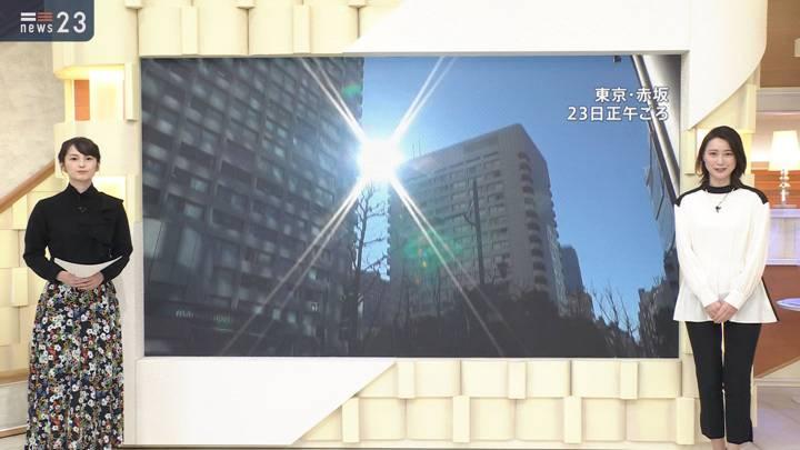 2020年12月23日小川彩佳の画像11枚目