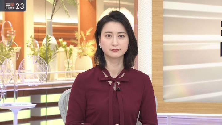 2020年12月24日小川彩佳の画像01枚目