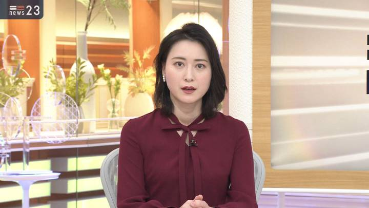 2020年12月24日小川彩佳の画像03枚目