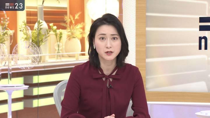 2020年12月24日小川彩佳の画像04枚目