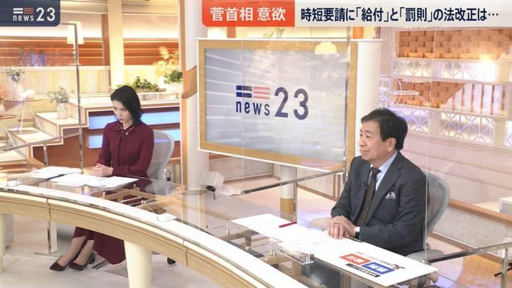 2020年12月24日小川彩佳の画像05枚目