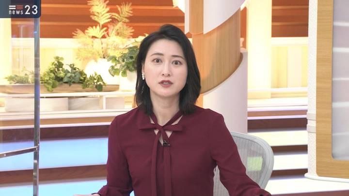 2020年12月24日小川彩佳の画像07枚目