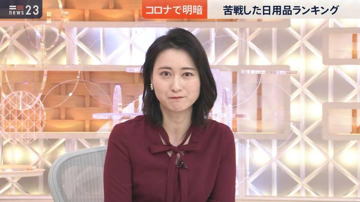 2020年12月24日小川彩佳の画像09枚目