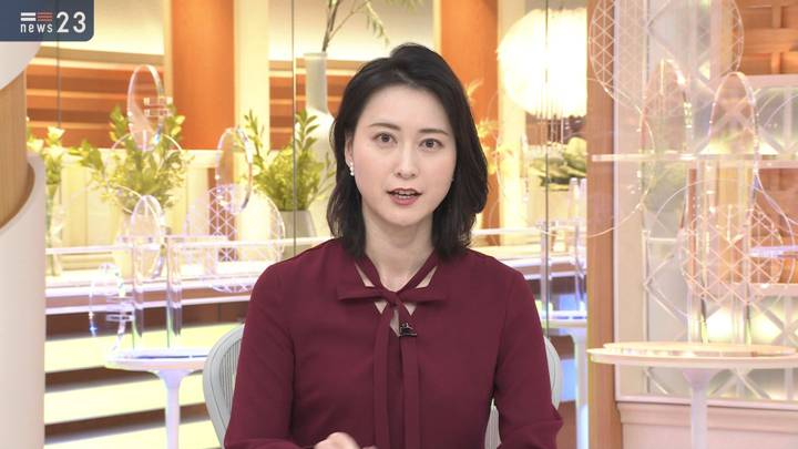 2020年12月24日小川彩佳の画像10枚目
