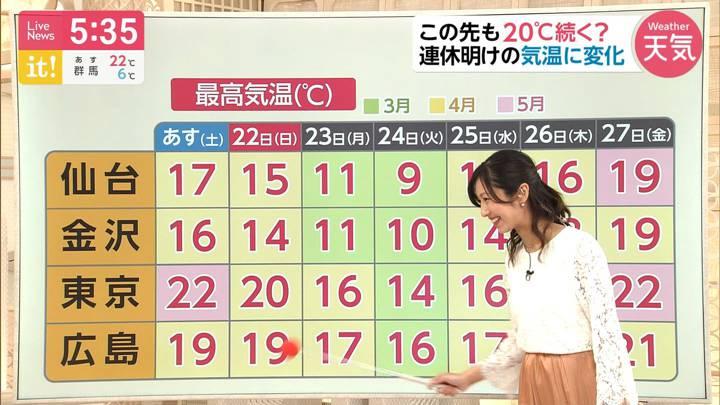 2020年03月20日酒井千佳の画像05枚目