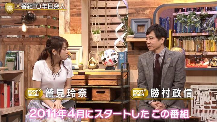2020年05月02日鷲見玲奈の画像03枚目