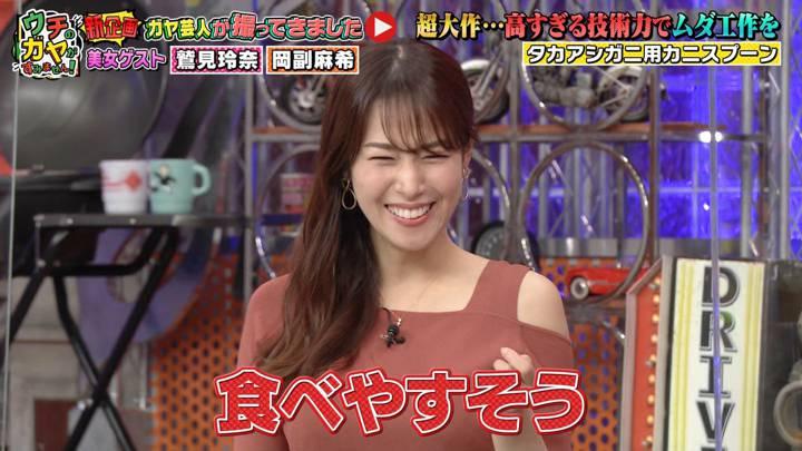 2020年06月30日鷲見玲奈の画像13枚目