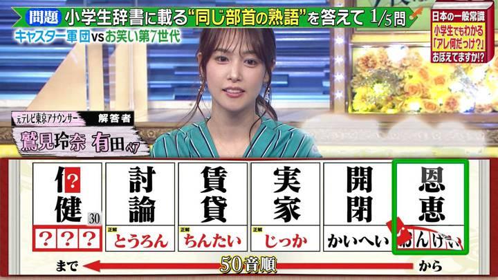 2020年07月14日鷲見玲奈の画像01枚目