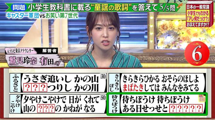 2020年07月14日鷲見玲奈の画像04枚目