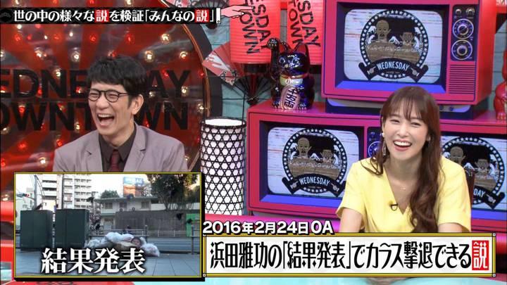 2020年08月26日鷲見玲奈の画像10枚目